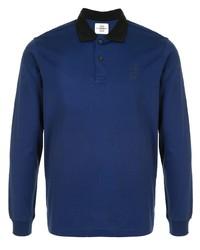 dunkelblauer Polo Pullover von Kent & Curwen