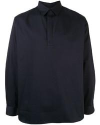 dunkelblauer Polo Pullover von Kenzo