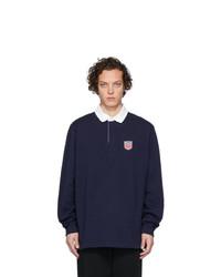 dunkelblauer Polo Pullover von Polo Ralph Lauren