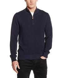 dunkelblauer Pullover von Brooks Brothers