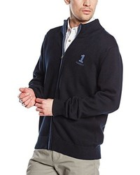 dunkelblauer Pullover von Hackett London