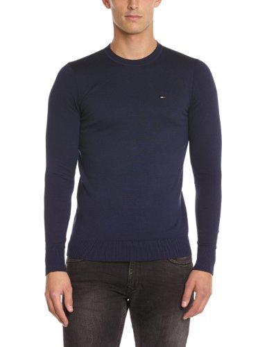 dunkelblauer Pullover von Hilfiger Denim