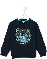 dunkelblauer Pullover von Kenzo