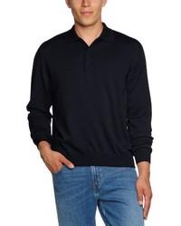 dunkelblauer Pullover von Maerz
