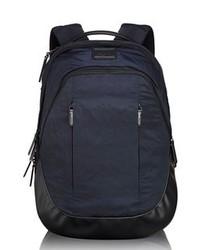 dunkelblauer Rucksack