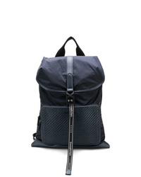 dunkelblauer Rucksack von Ermenegildo Zegna