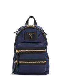 dunkelblauer Rucksack von Marc Jacobs
