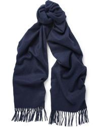 dunkelblauer Schal von J.Crew