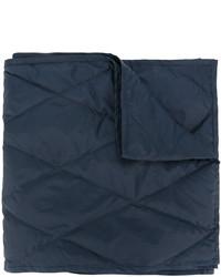 dunkelblauer Schal von Kenzo