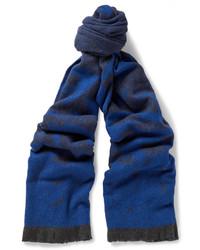 dunkelblauer Schal von McQ