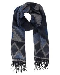 dunkelblauer Schal von Vero Moda
