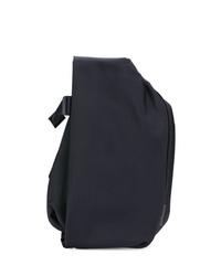 dunkelblauer Segeltuch Rucksack von Côte&Ciel