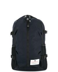 dunkelblauer Segeltuch Rucksack von Makavelic