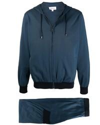 dunkelblauer Trainingsanzug von Brioni