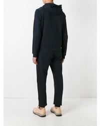 dunkelblauer Trainingsanzug von Versace Collection