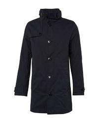 dunkelblauer Trenchcoat von Tom Tailor