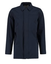 dunkelblauer Trenchcoat von We are Cph