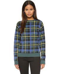 Pullover mit rundhalsausschnitt medium 385262
