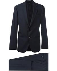 dunkelblauer Wollanzug von Giorgio Armani