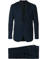 dunkelblauer Wollanzug von Tonello