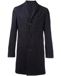 dunkelblauer Wollüberzug von Calvin Klein