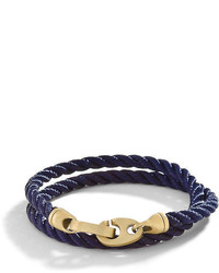 Dunkelblaues Armband