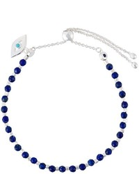 dunkelblaues Armband von Astley Clarke
