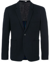 dunkelblaues Baumwollsakko von Paul Smith