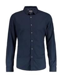 dunkelblaues Businesshemd von Esprit
