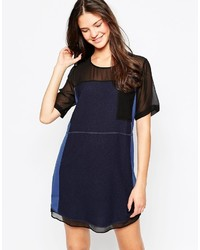 Gerade geschnittenes kleid medium 384888