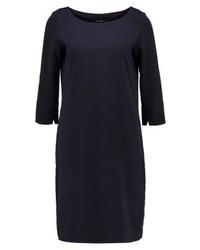 dunkelblaues gerade geschnittenes Kleid von Marc O'Polo