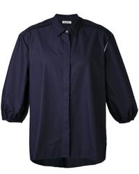 dunkelblaues Hemd von P.A.R.O.S.H.