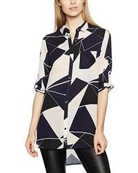 dunkelblaues Hemd von Wallis