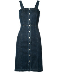 dunkelblaues Jeanskleid von AG Jeans