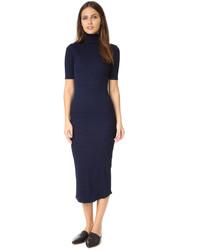 dunkelblaues Kleid von AG Jeans