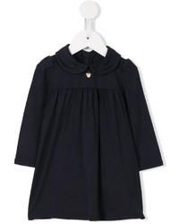 dunkelblaues Kleid von Armani Junior