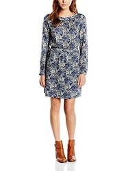 dunkelblaues Kleid von Esprit
