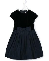 dunkelblaues Kleid von Il Gufo