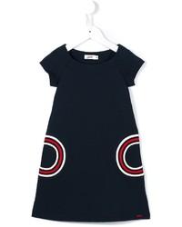 dunkelblaues Kleid von Junior Gaultier