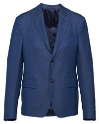 dunkelblaues Sakko von Prada