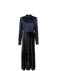 dunkelblaues Shirtkleid von F.R.S For Restless Sleepers