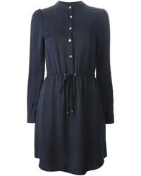 dunkelblaues Shirtkleid von MICHAEL Michael Kors