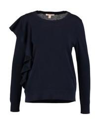 dunkelblaues Sweatshirt von Esprit