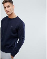 dunkelblaues Sweatshirt von French Connection