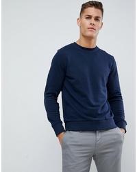 dunkelblaues Sweatshirt von Jack & Jones
