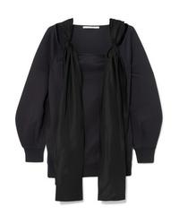 dunkelblaues Sweatshirt von Stella McCartney