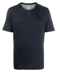 dunkelblaues T-Shirt mit einem Rundhalsausschnitt von Eleventy