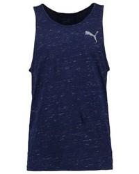 dunkelblaues Trägershirt von Puma