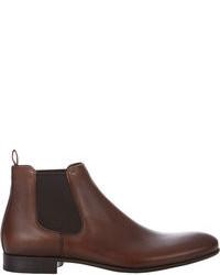 Dunkelbraune chelsea stiefel original 9659569