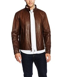 dunkelbraune Jacke von Polo Ralph Lauren